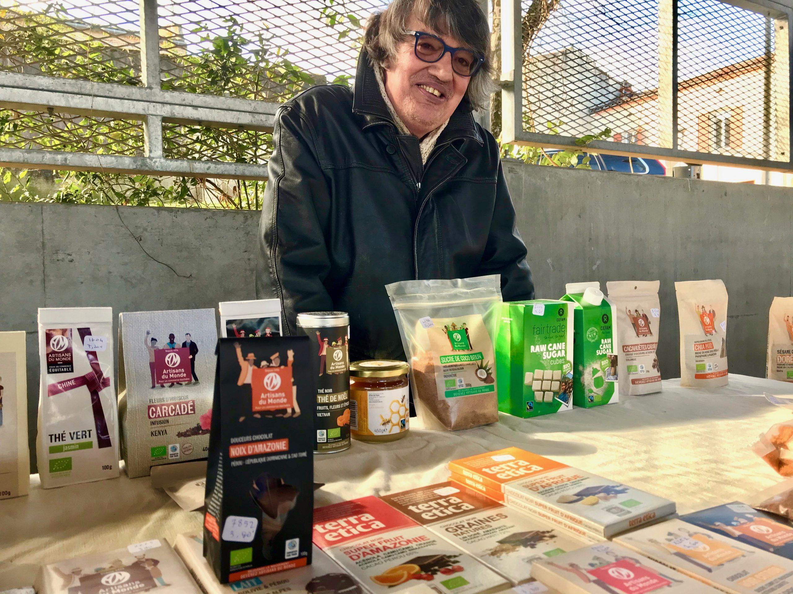 Boutique solidaire - Marché bio de Villeneuve-sur-Lot
