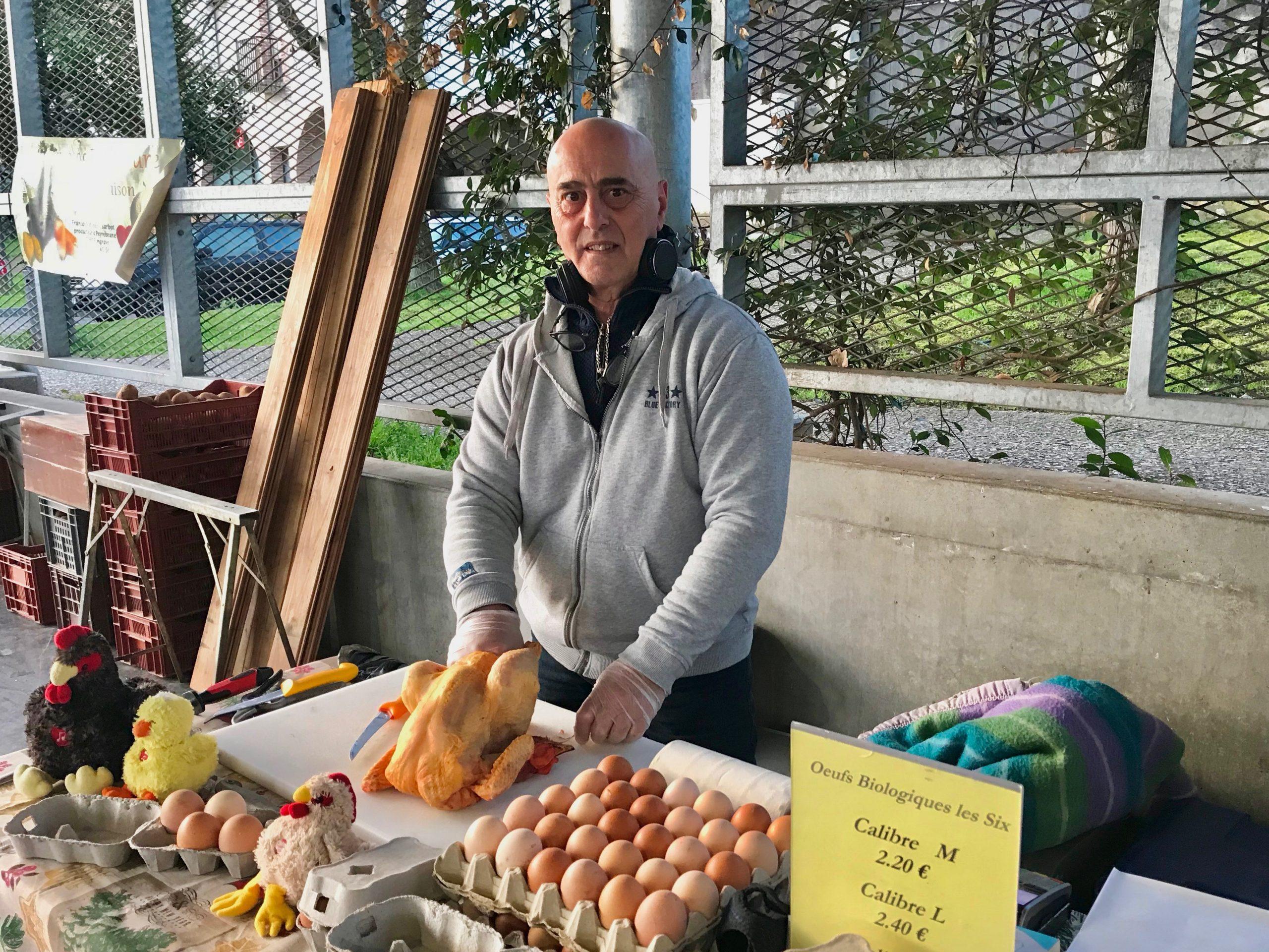 Ferme du Pesquié - Marché bio de Villeneuve-sur-Lot